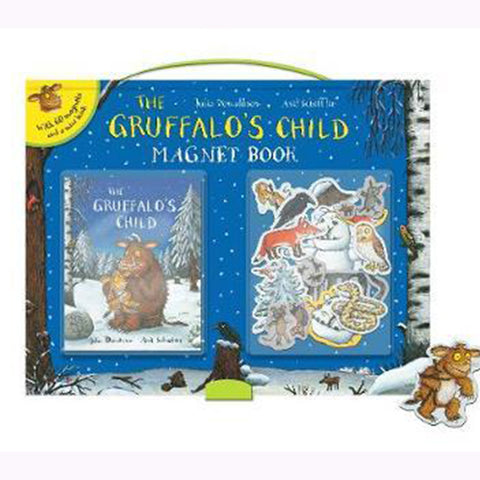 The Gruffalos Child Magnet Book