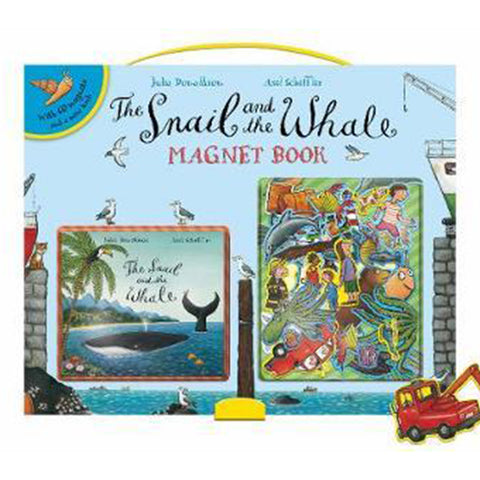 Snail and the Whale Magnet Book
