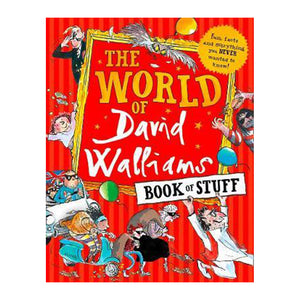 The World Of David Walliams : Book Of Stuff