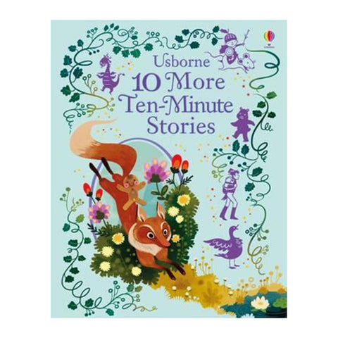 Usborne 10 More Ten-Minute Stories