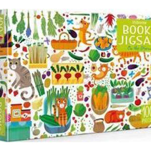 Picture Puzzle Book & Jigsaw On The Farm