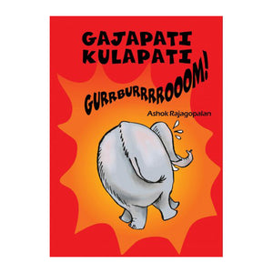 Gajapati Kulapati Gurrburrrooom!-English