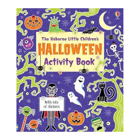 Little Children's Halloween Activity