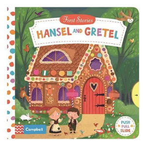 First Stories: Hansel and Gretel