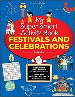 My Super Smart Activity Book: Festivals and Celebrations