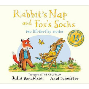 Tales from Acorn Wood: Foxs Socks and Rabbits Nap