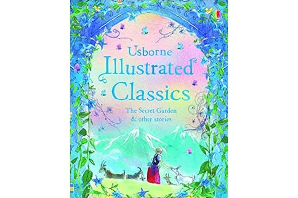 Illustrated Classics: The Secret Garden & other stories