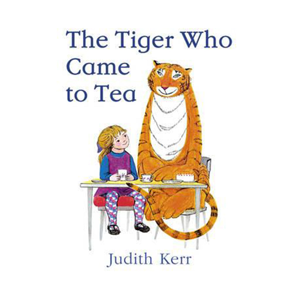 The Tiger Who Come To Tea
