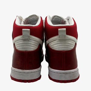 Dunk High Premium 'Scarlet Red'