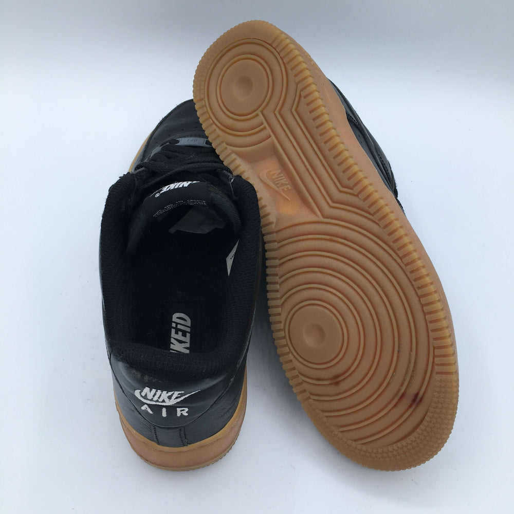 Air Force Low ID 'Black/Gum'
