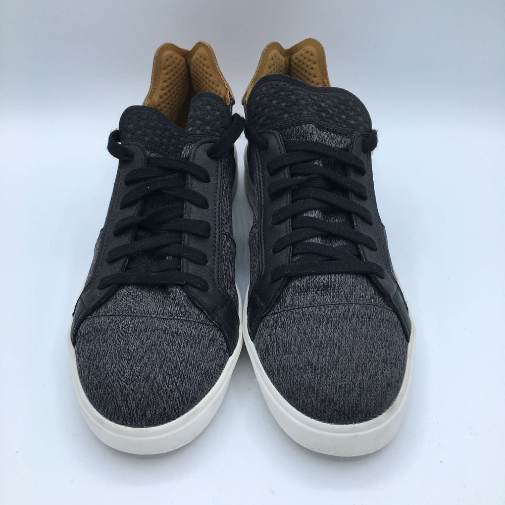 Pharrell Williams x Vulc Lace Up 'Black Granite'