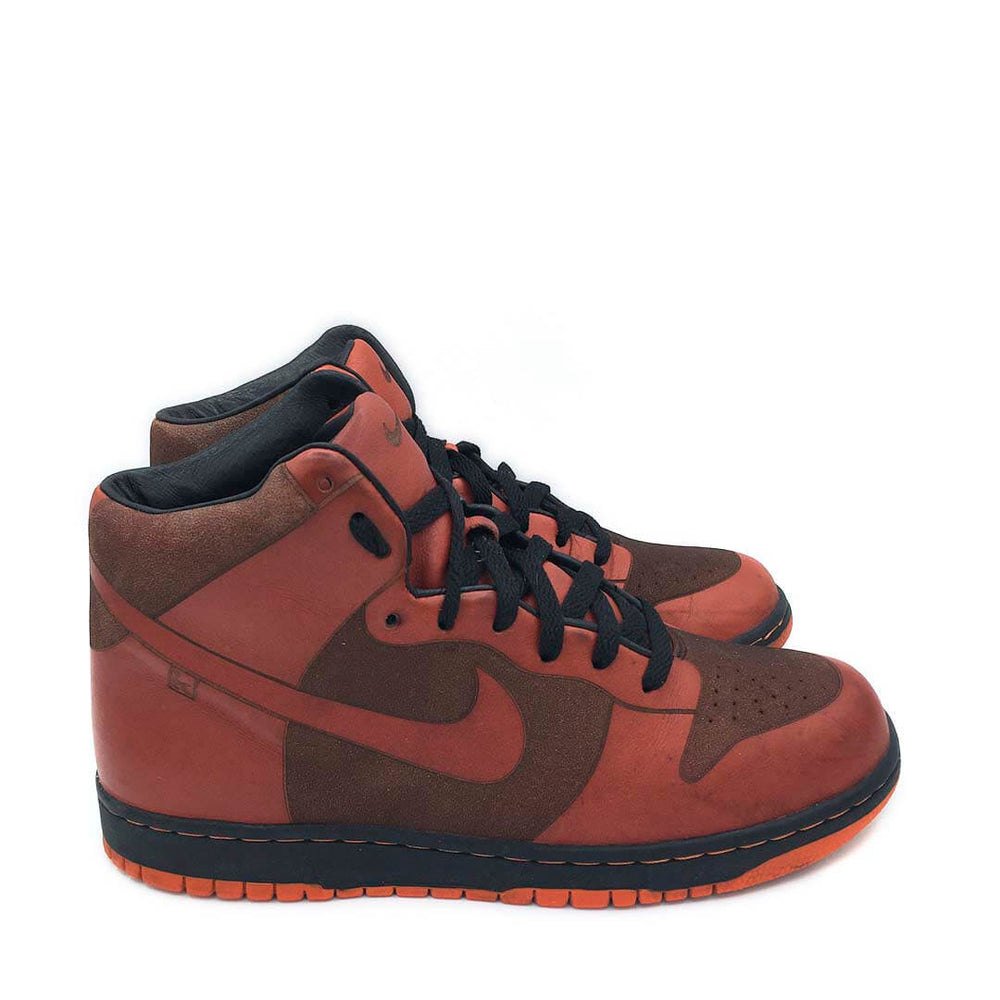 Dunk High 1-Piece Laser Spice