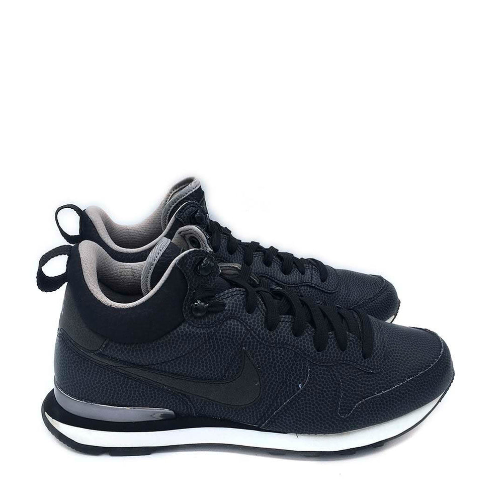 Wmns Internationalist Mid Leather 'Black'