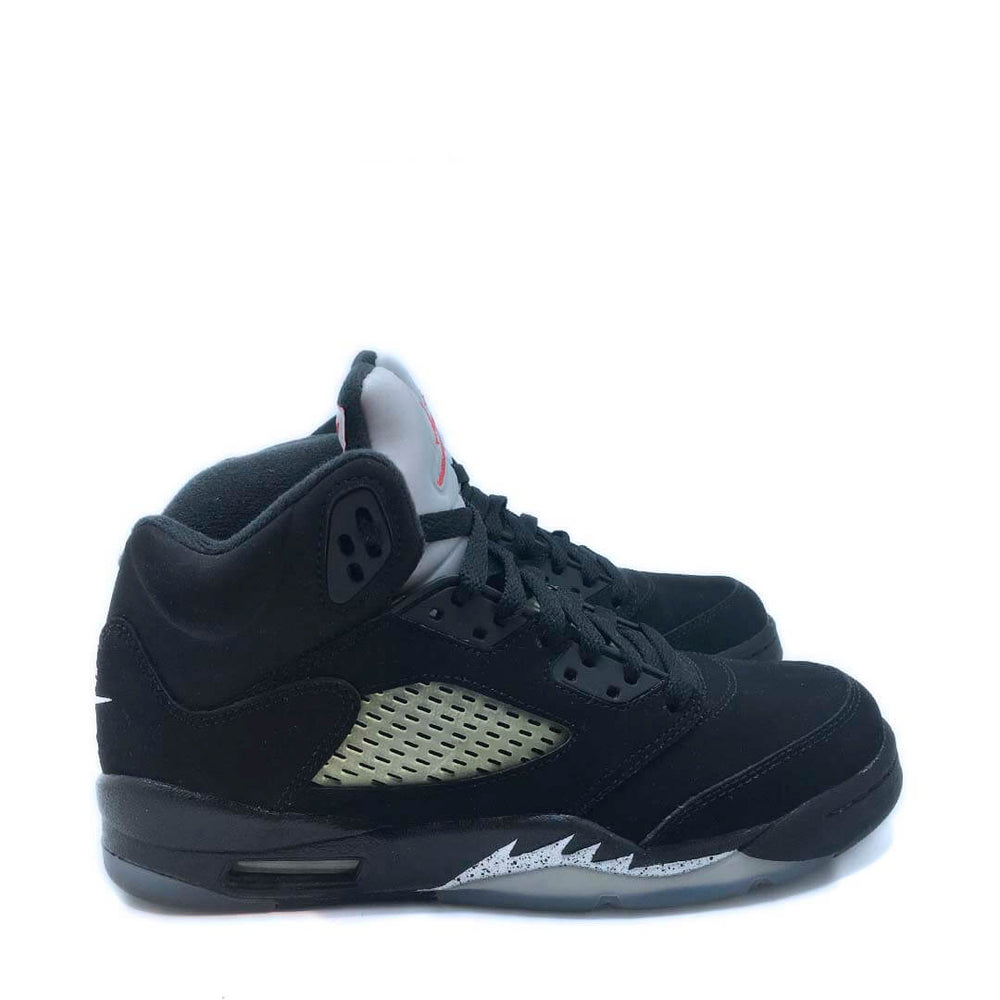 Jordan 5 Retro Black Metallic
