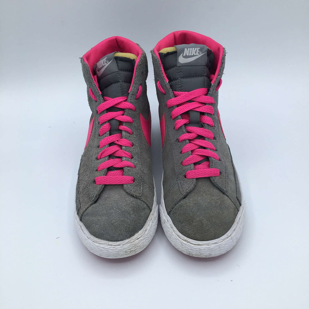 Blazer Mid Vintage (GS) 'Grey/Rose'