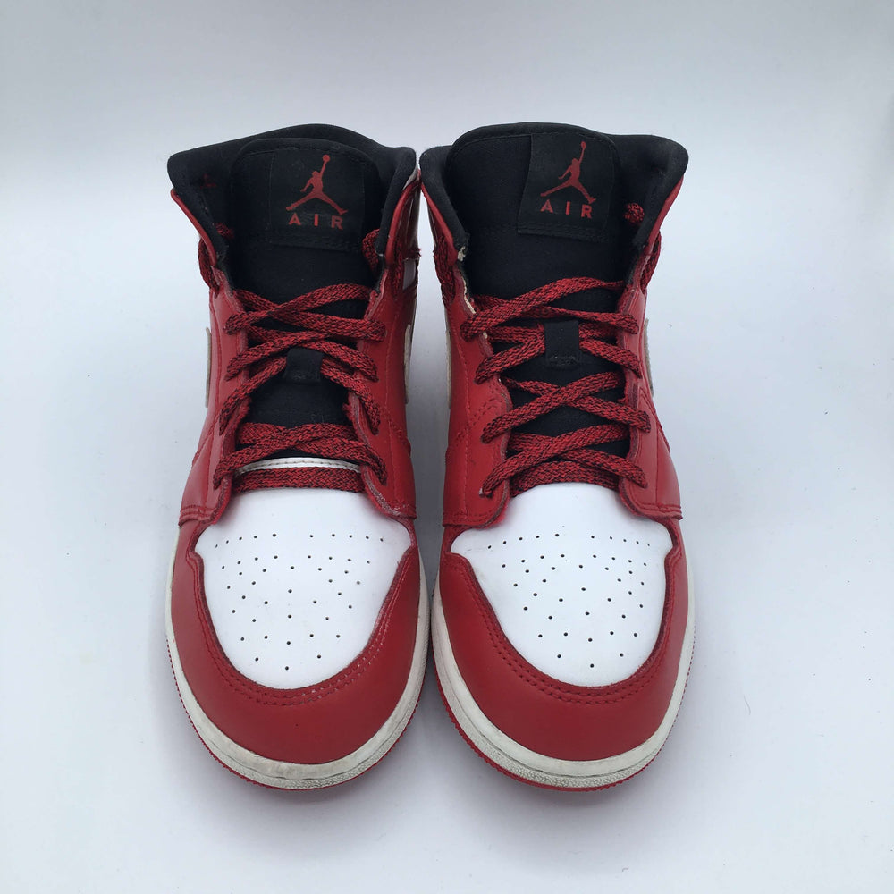 Jordan 1 Mid 'Gym Red' (GS)