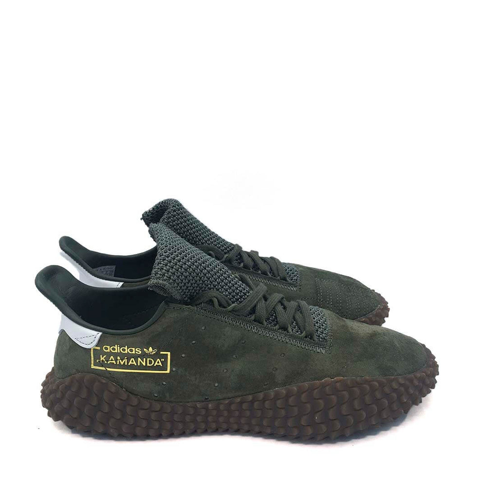 Adidas Country x Kamanda Suede 'Base Green'