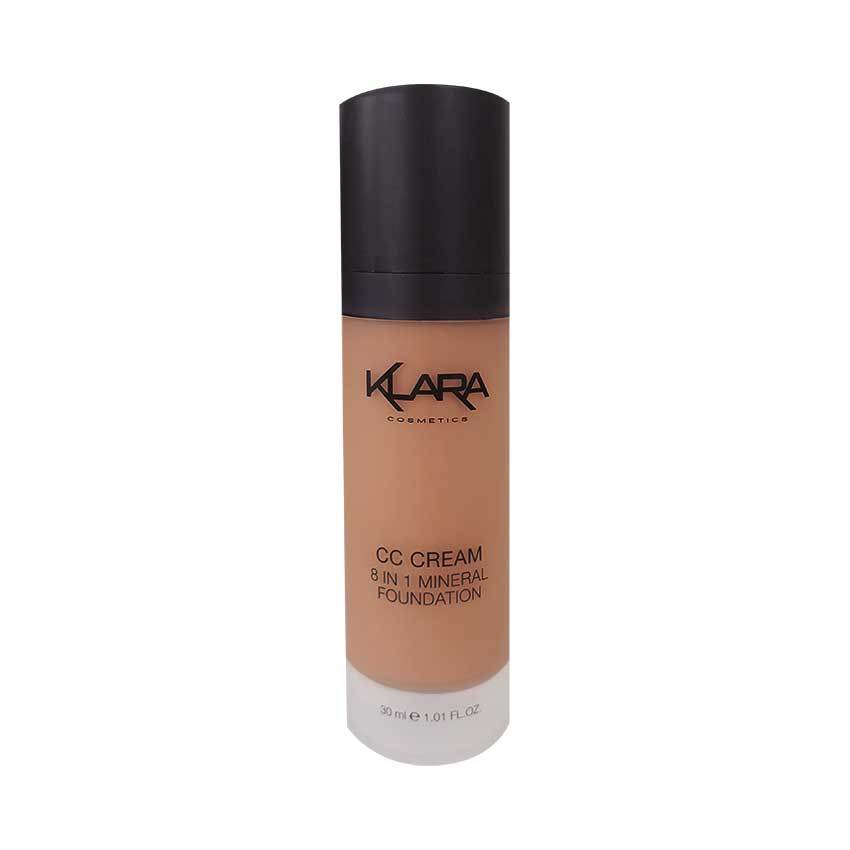 CC Cream 8 in 1 Mineral Foundation
