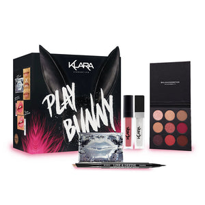 Play Bunny Makeup Pack | Klara Cosmetics Easter