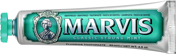 Classic Strong Mint Toothpaste, 85ml