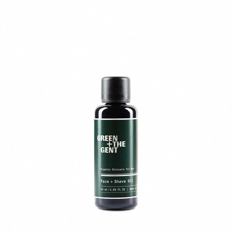 Face + Shave Oil, 50ml