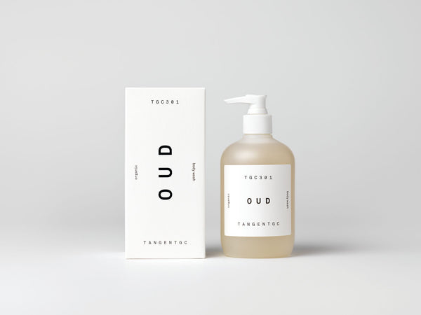 Oud body wash, 350ml