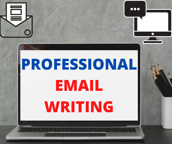 Master Email Writing Course - In English - DFMISTORE