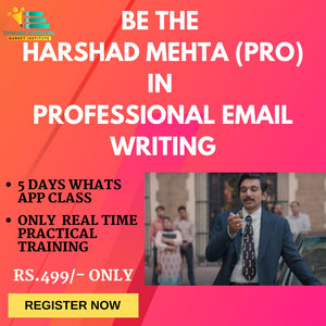 Professional Email Writing Course