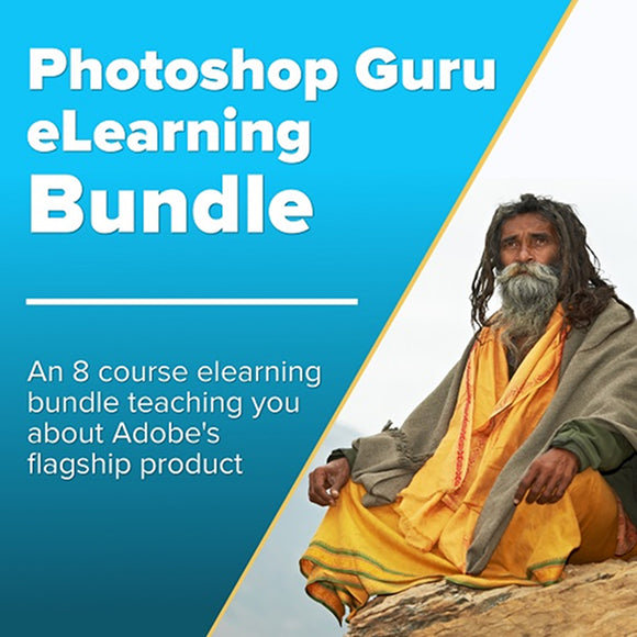 Photoshop Guru eLearning Bundle