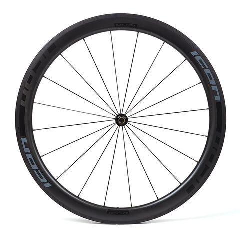 Icon C5.0 - DT240 Tubeless ready