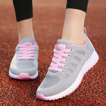Load image into Gallery viewer, Fashion Women's Breathable Sports Sneakers Light Weight Casual Running Shoes