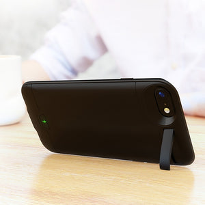 2019 New Technology!!!2in1 Slim Portable High-capacity  External Battery Case Power Charger Charging Cover