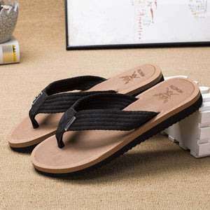 Summer Beach Leisure Breathable Anti-skid Flip-flops
