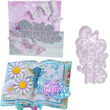 Happy Birthday Letters Metal Cutting Dies Mold Scrapbook Paper Craft Embossing Mould Blade Punch Stencils Dies