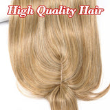 Fashion Women Hairpiece Topper Hairpiece Top Wig Toupee