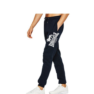 New Mens Lonsdale Printed Joggers Casual Cotton Long Pants New Sports Trousers Fitness Pants S-4XL