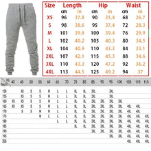 Load image into Gallery viewer, New Mens Lonsdale Printed Joggers Casual Cotton Long Pants New Sports Trousers Fitness Pants S-4XL