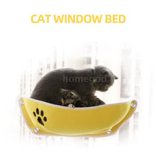 Load image into Gallery viewer, Cat Pet Window Bed Cat Window Perch Cat Hammock Window Seat Cat Bed for Cats