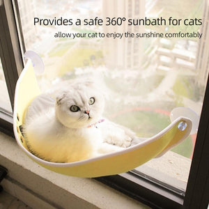 Cat Pet Window Bed Cat Window Perch Cat Hammock Window Seat Cat Bed for Cats