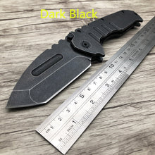 Load image into Gallery viewer, Self-defense Pratical Blade Tactical  Camping Survival Knives Handle Survival Knife Multifunction Outdoor Tactical Praetorian TG01