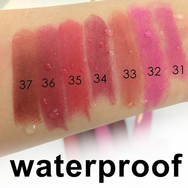 8 Colors Best Lip Makeup Sexy Matte Long Lasting Lipgloss Lipstick Lip Cream