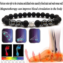 Load image into Gallery viewer, Biomagnetism Magnetic Therapy Vasculitis Treatment Bracelet Improve Blood Circulation Bracelet Pain Relief Bracelet Health Care (1 piece)