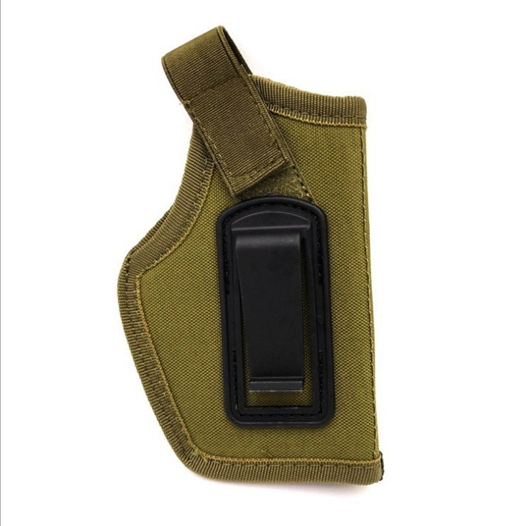 Tactical Glock Holster 17/ 19/ 18/ 26/ 1911 Gun Bag for .40/ .45 Auto Water-resistant Case for Gun Oxford Cloth Belt Gun Holster