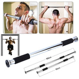 Doorway Heavy Duty Chin Up Bar Trainer for Home Gym Doorway Pull Up Bar or Dip Bar