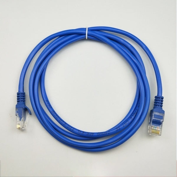 2/3/5/10/15/20/30/40/50M Ethernet Internet RJ45 LAN Cable Male Connector Reticle