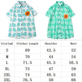 Tom Nook Cosplay Shirt Animal Crossing Costume Men Women Short Sleeve Tops