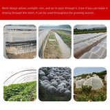 10M protection crop plant netting net garden bird net insect animal vegetable