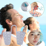25/15/5pcs Anti Snoring Breathe Easy Sleep Nose Clip Snore Stopper Aid Nasal Dilators Device