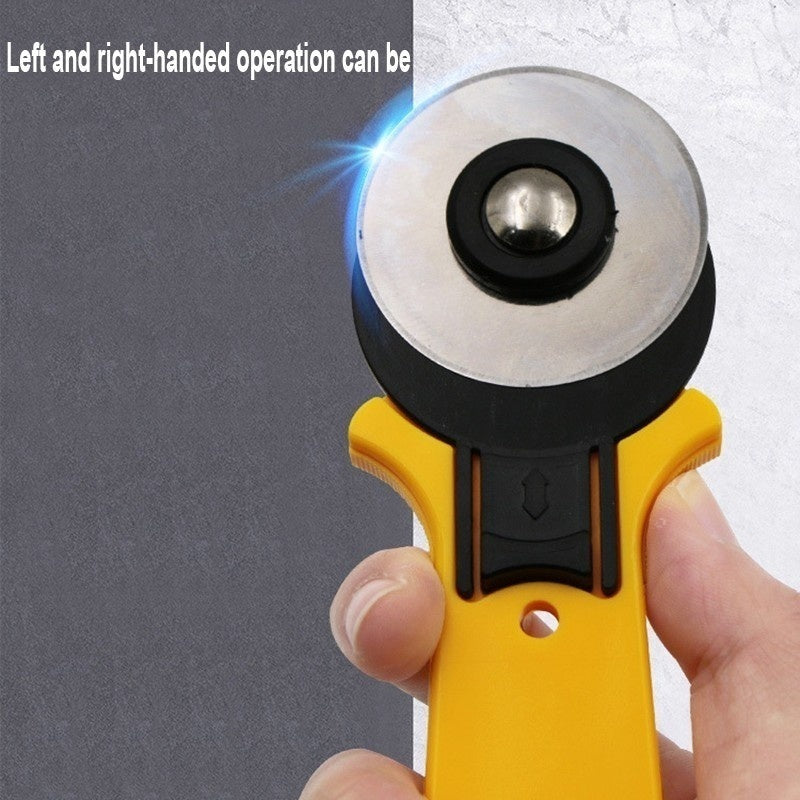 28/45mm Rotary Cutter Supplementary Blade And Sewing Cloth Cutter Pathwork Round Cutter Cutting Tool Set