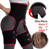Thigh Trimmer Leg Shapers Slender Slimming Belt Neoprene Sweat Shapewear Muscles Thigh Slimmer Wrap